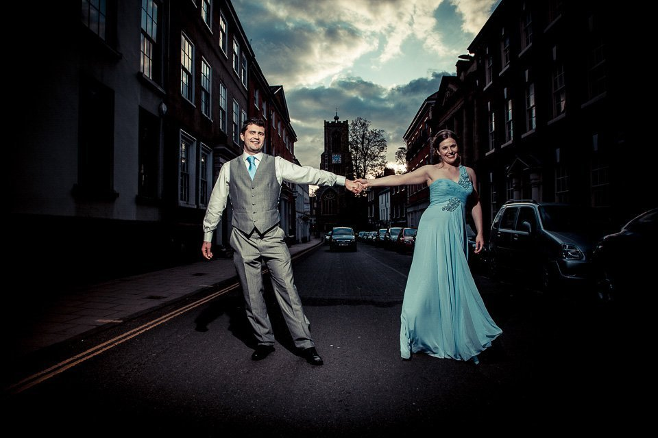 Norwich Wedding Photography- St Peter Mancroft