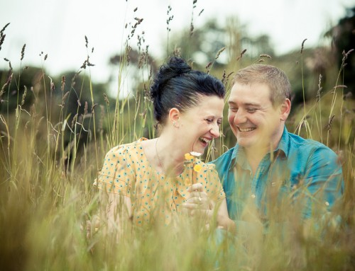 Engagement Photography Andy and Janey