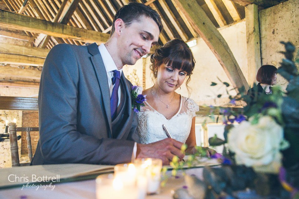 Langley Abbey Wedding