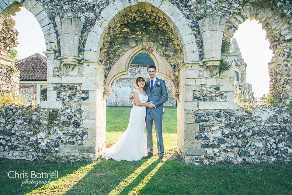 Langley Abbey Wedding