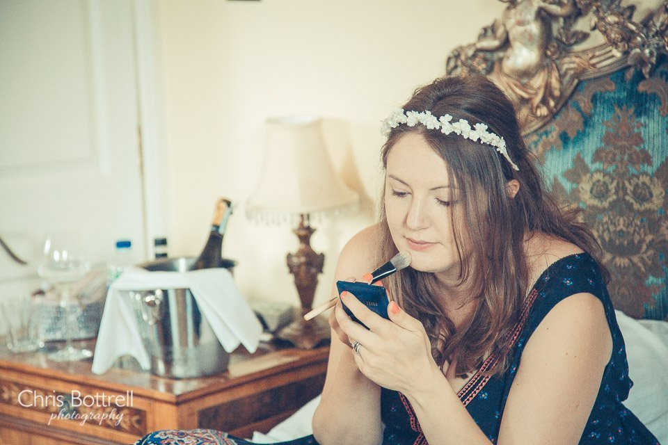 Vintage Wedding St Giles House Hotel