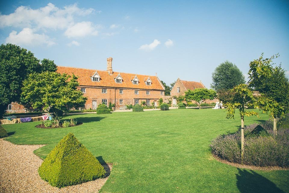 Hales Hall Wedding Venue