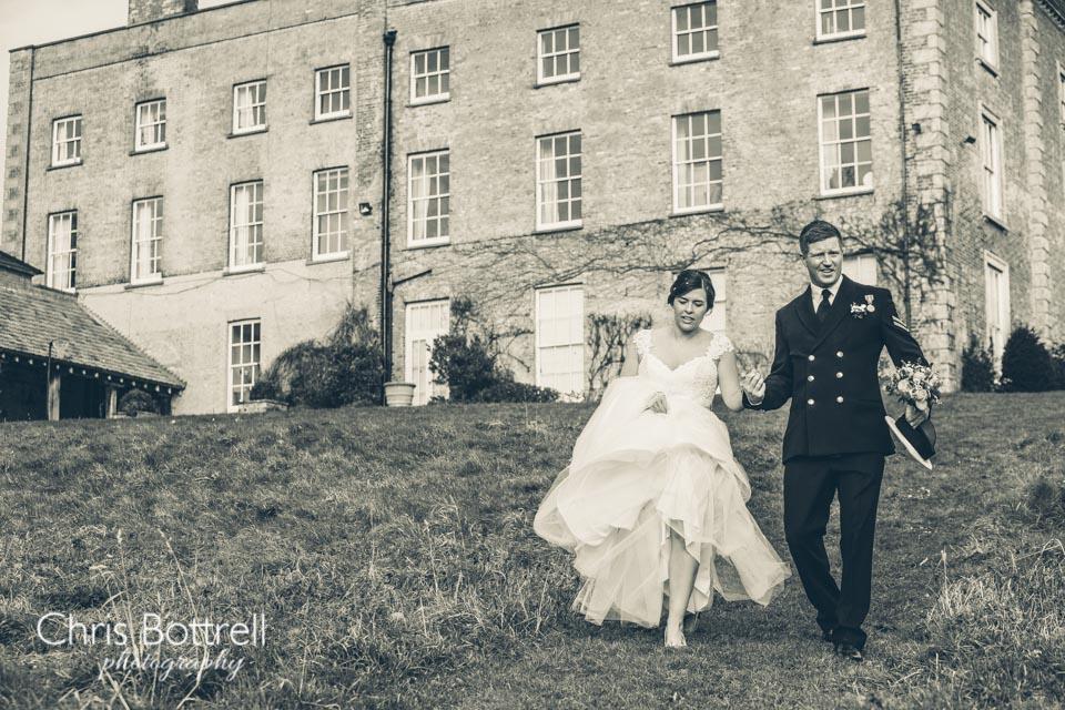 Bruisyard Hall wedding venue