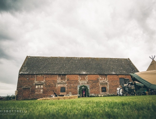 Godwick Great Barn And Hall
