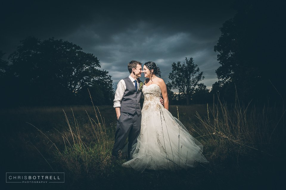 Caistor Hall Wedding