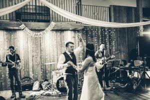 Large barn at oxnead hall weddings