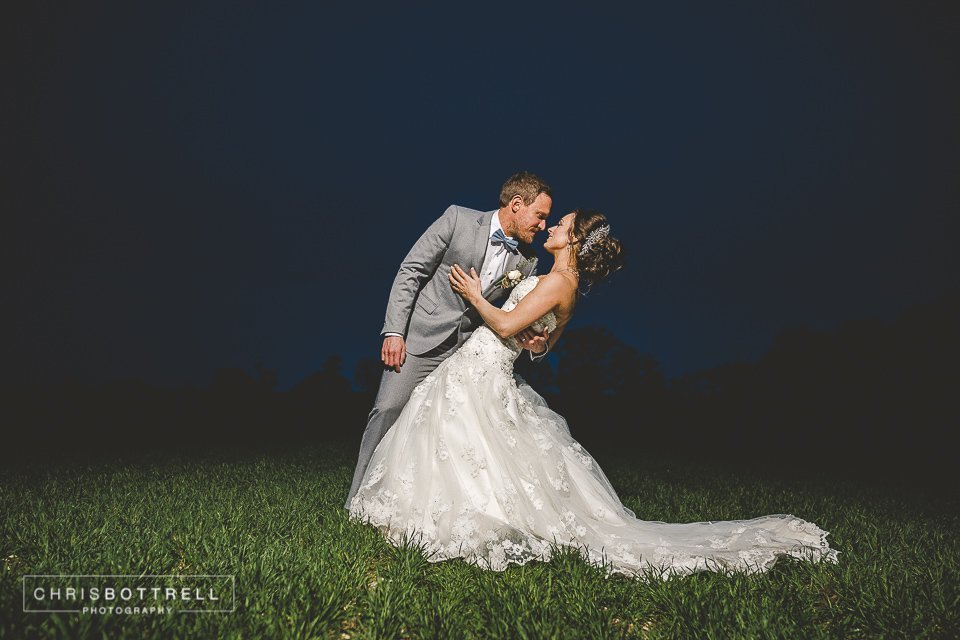 Easton Grange Wedding