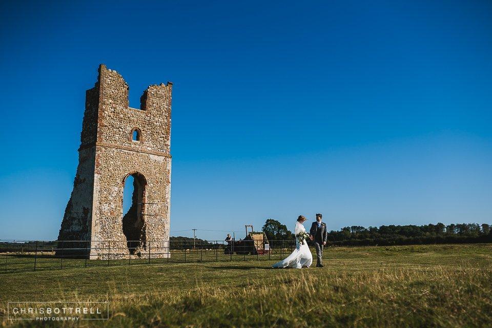 Godwick Hall Summer Wedding