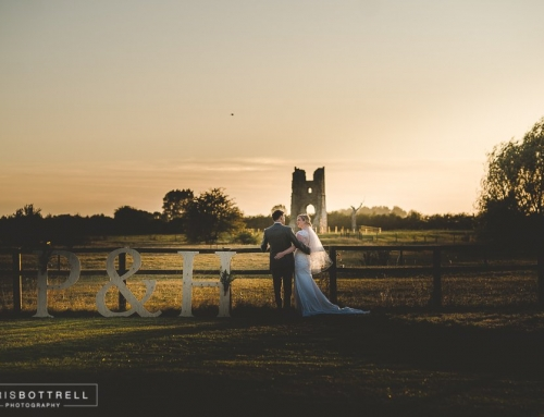 Godwick Hall Summer Wedding