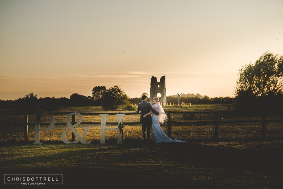 Godwick Hall Wedding